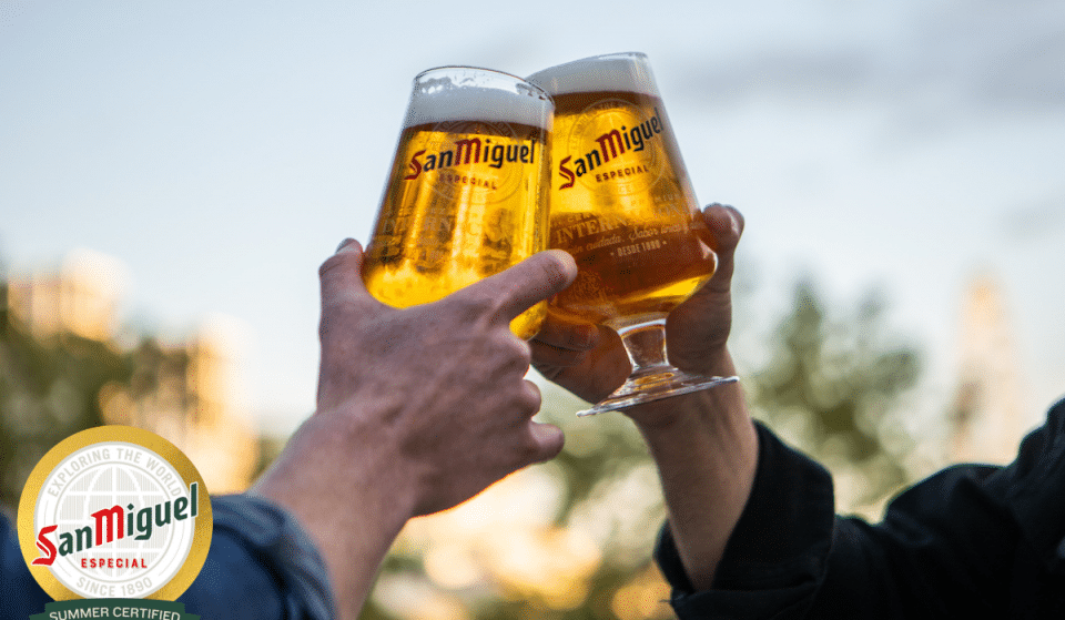 Enjoy A Refreshing San Miguel At One Of These London Bars