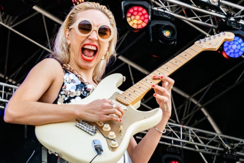 Cambridge Club Festival Guitarist