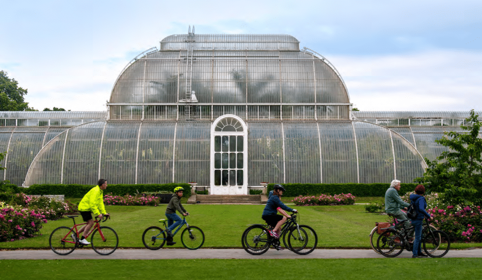 You Can Enjoy A Leisurely Cycle Around Kew Gardens This August