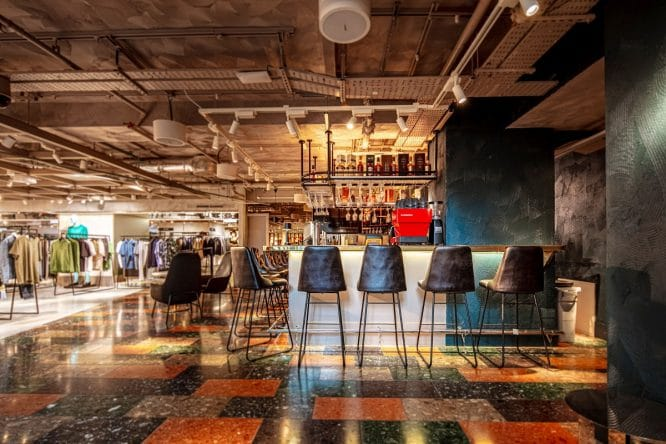 new bars and restaurants london benjamin's