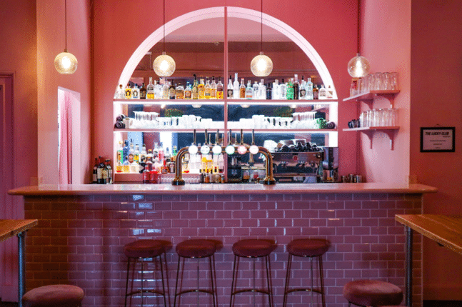 A Hidden Cocktail Bar That Offers Bottomless Bao Has Reopened In Mayfair • The Lucky Club