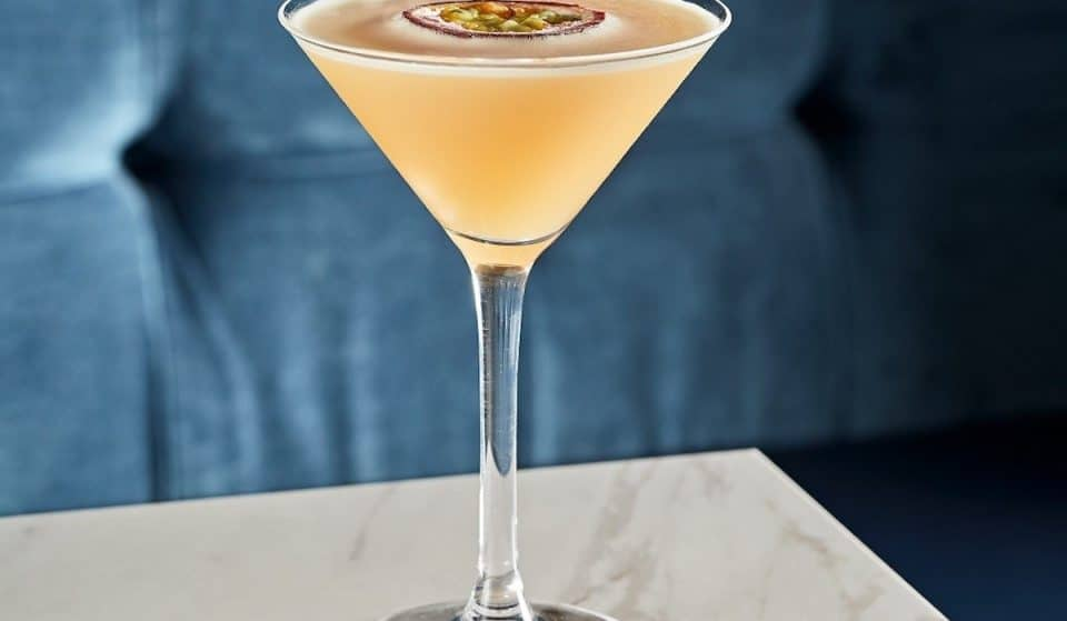 6 London Bars That Do Perfect Passionfruit Martinis