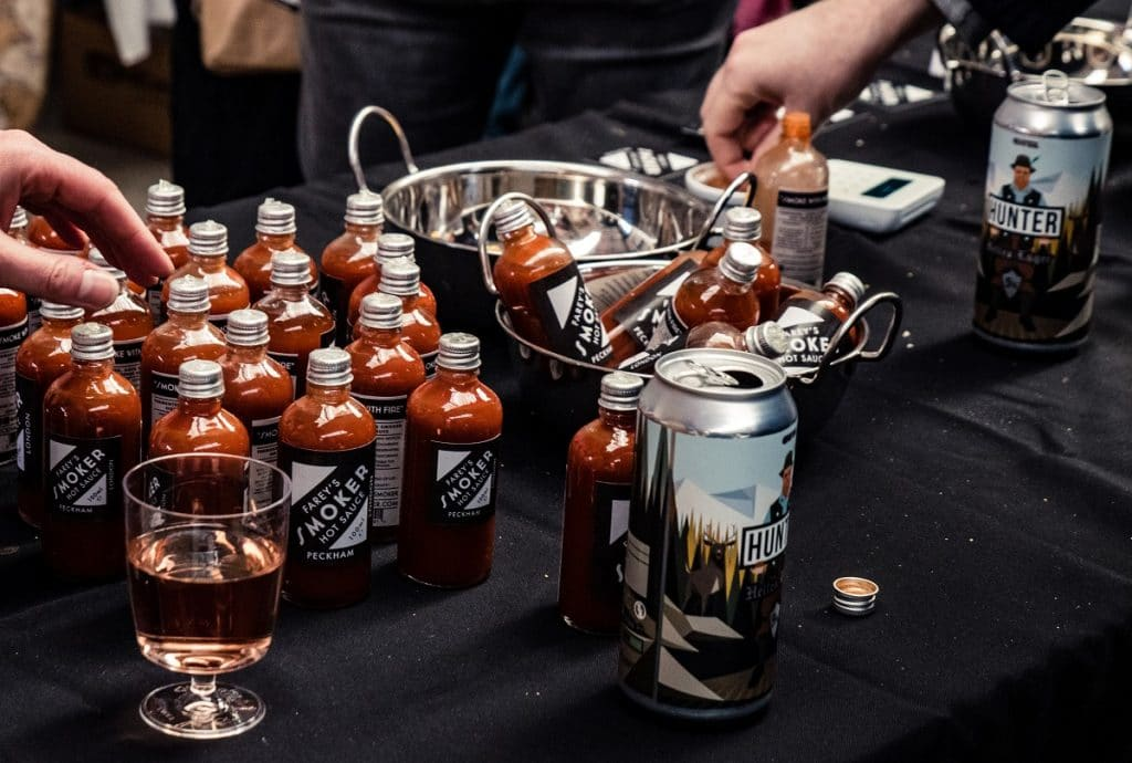A Sizzling Hot Sauce Festival Arrives In London This August