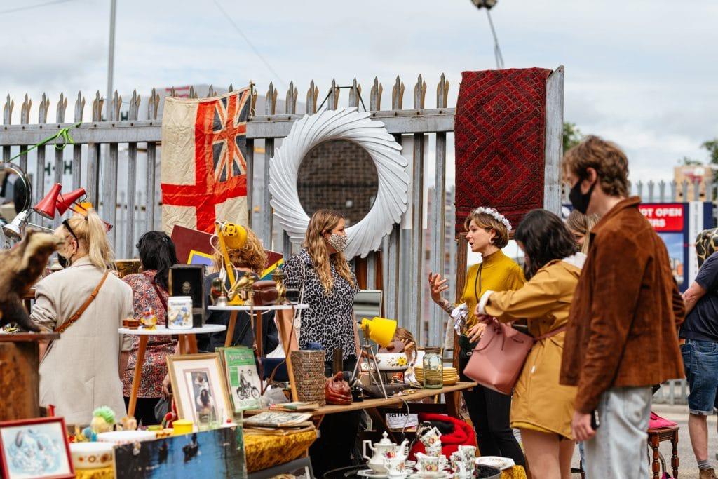 The Walthamstow Flea Market Will Return To Truman's Social Club This Weekend