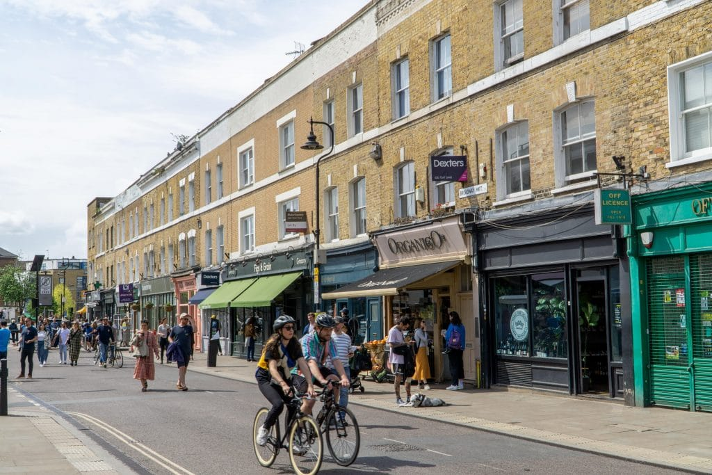Cars Banned From Driving Through This Busy Hackney Street To Reduce Traffic And Pollution Levels