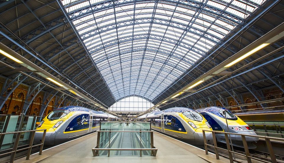 Eurostar Looks Set To Run More Amsterdam-London And Paris-London Services From This Month