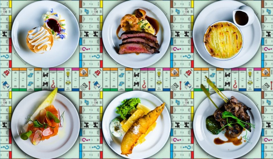 A Monopoly-Inspired Restaurant And Cocktail Bar Has Opened In London