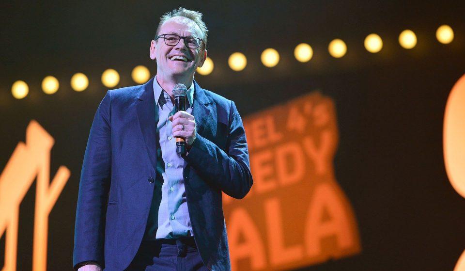 Renowned Comedian Sean Lock Has Passed Away Aged 58