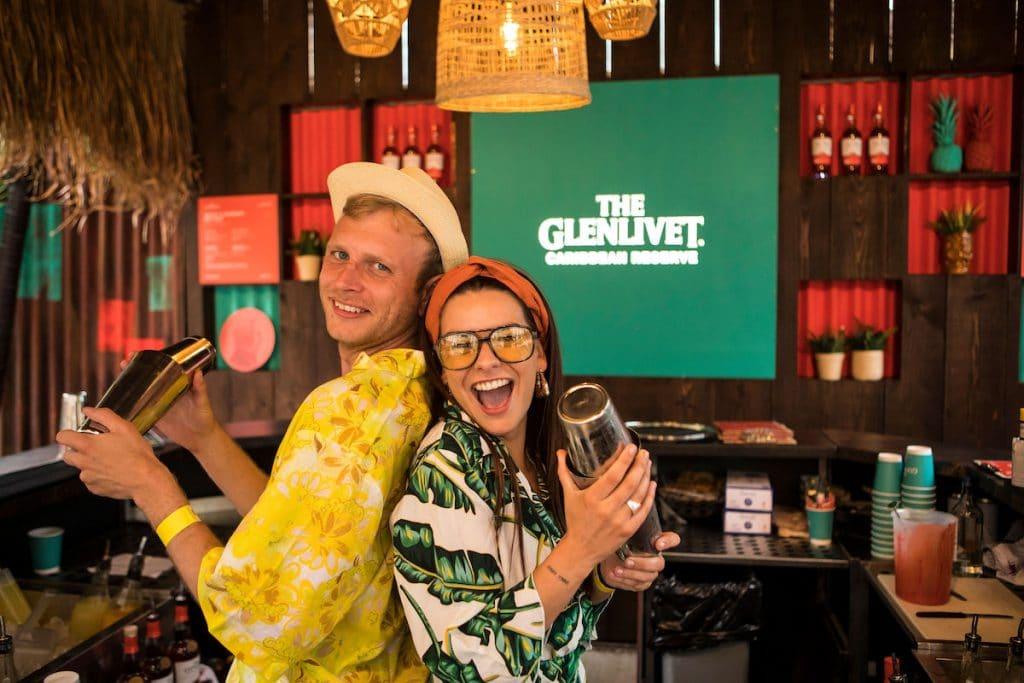 The Glenlivet Summer Pop-Up