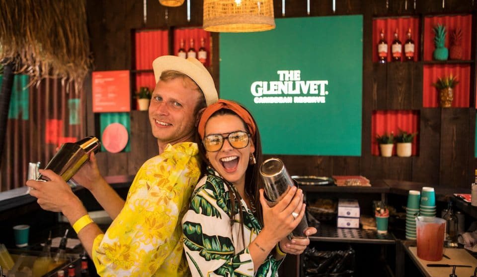 For Flowing Drinks And Holiday Vibes Head To The Glenlivet's Immersive Caribbean Party Experience