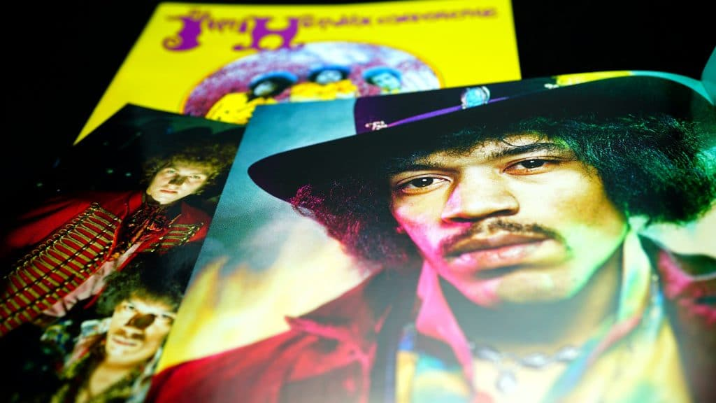 You Can Now Visit A Jimi Hendrix Plaque In East London