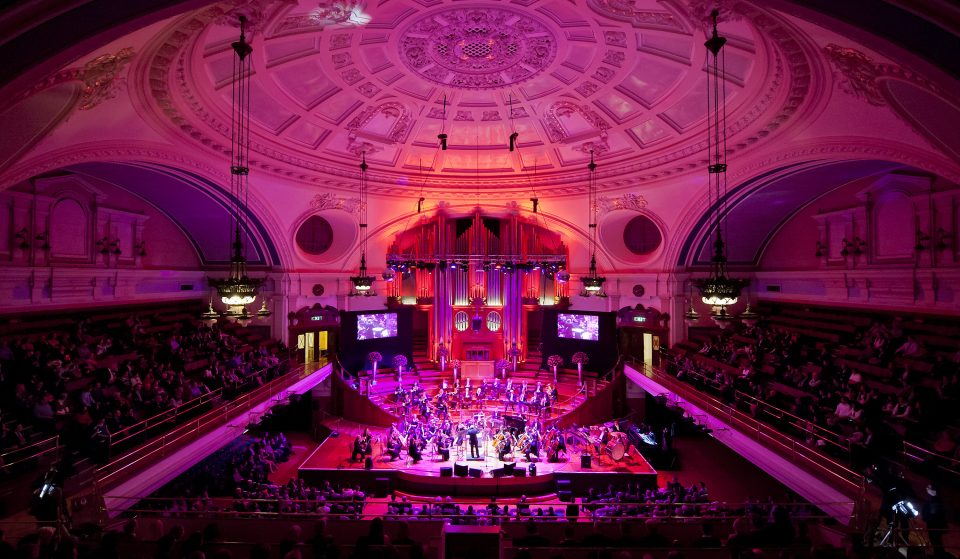 This Historic London Concert Hall Is Hosting Some Enchanting Candlelight Concerts