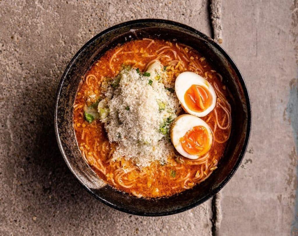 Supa Ya Ramen