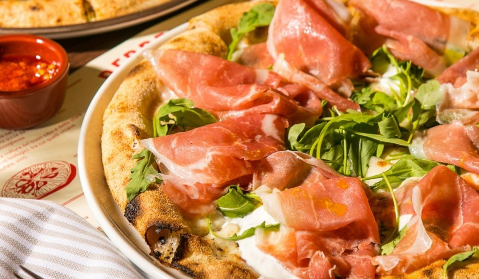 London Boasts Four Of The Top Five Best Artisan Pizza Chains In The World