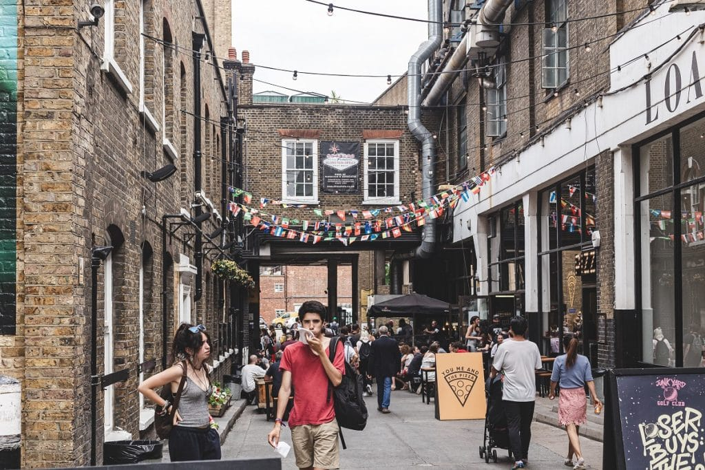 The Free From Festival will arrive on Brick Lane in September