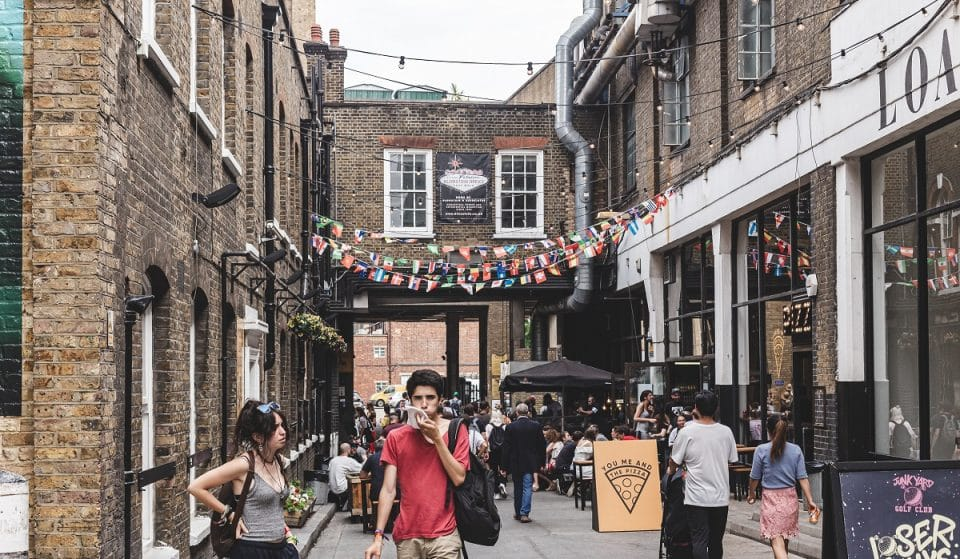 A 'Free From' Food Festival Is Heading To Brick Lane This Weekend