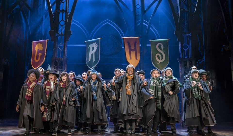 Harry Potter And The Cursed Child Is Bringing Magic Back To London's West End