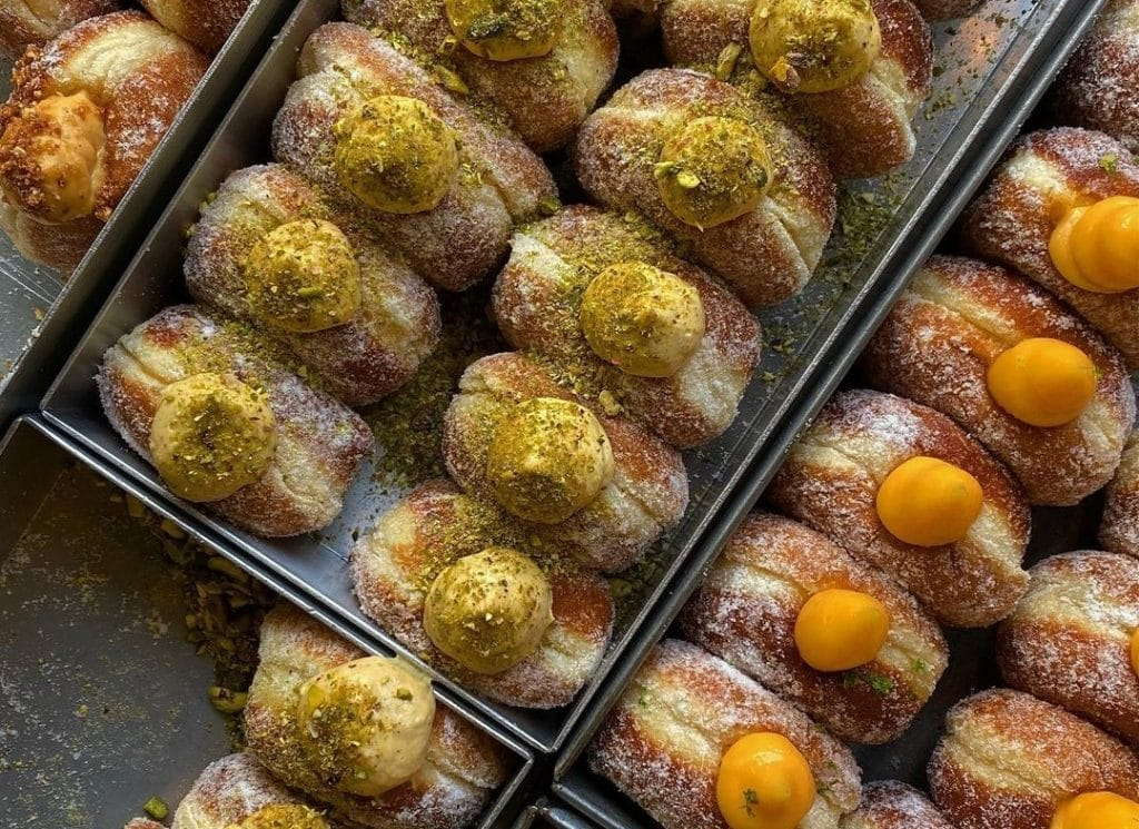 Bread Ahead Bakery Have A New Residency In Southwark Cathedral And We Doughnut Have Any Complaints
