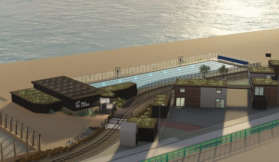 Brighton Is Getting A Luxury Seafront Lido, And I Reckon It's Time For A Day Trip
