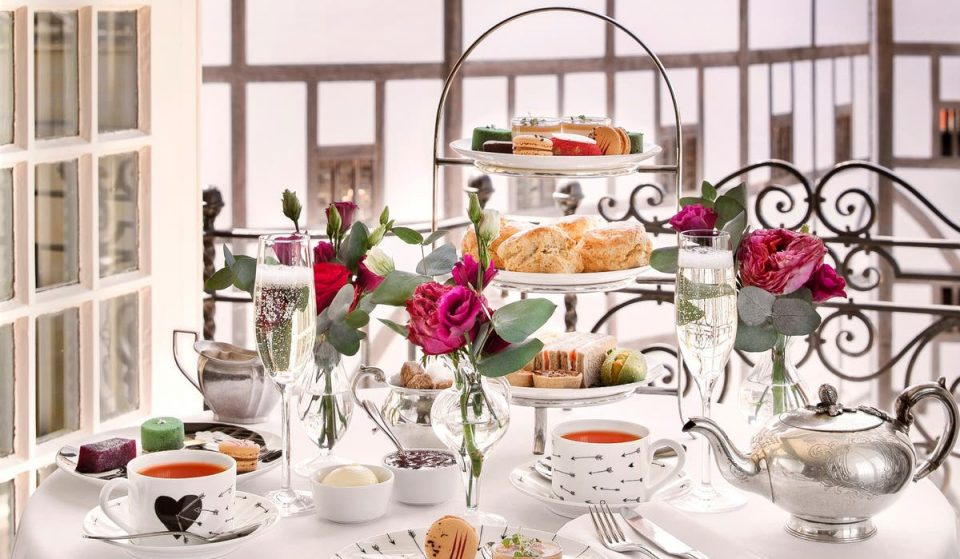 Fall In Love With The Globe's Enchanting Romeo And Juliet-Themed Afternoon Tea