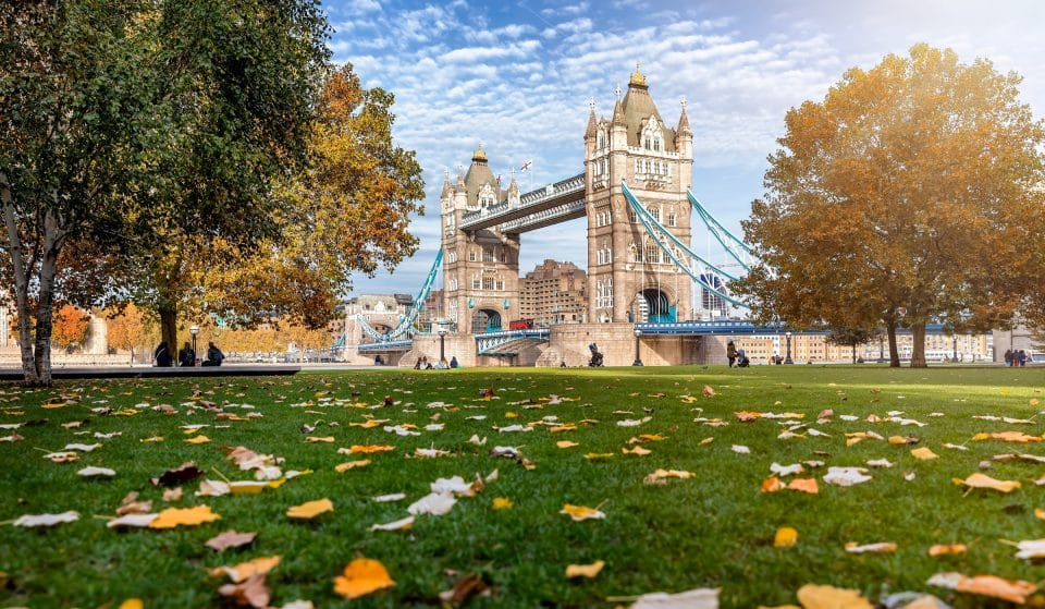50 Extremely Entertaining Things To Do In London This Autumn