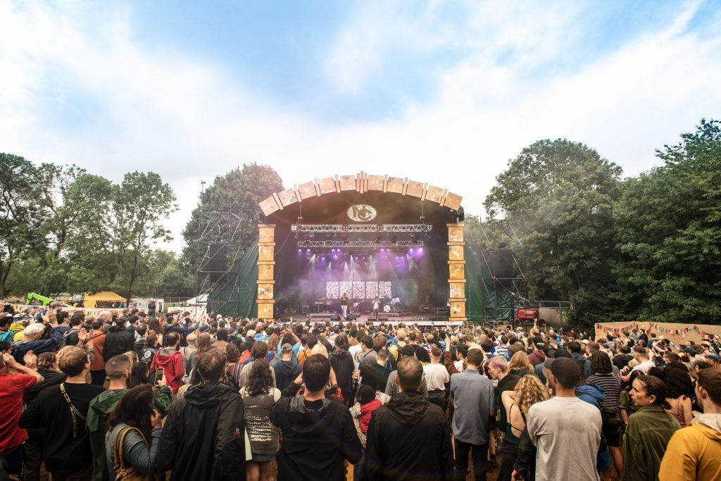 Dance To A Multitude Of Genres And Eat Divine Street Food At Naked City Music Festival This Weekend