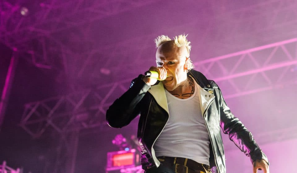 A Mural To Keith Flint, The Late Frontman Of The Prodigy, Has Been Unveiled In London