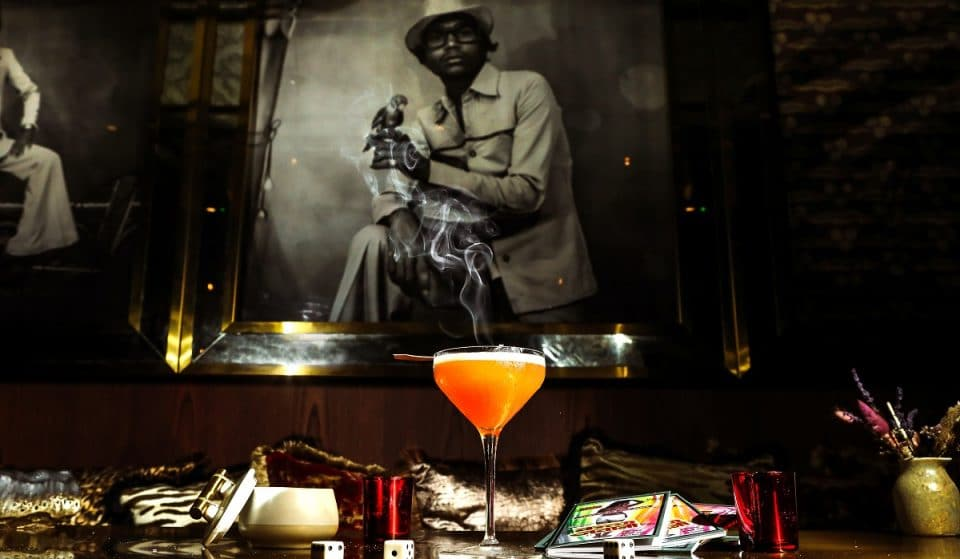 A Hidden, 1970s-Themed Indian Cocktail Bar Has Opened In London • Bandra Bhai