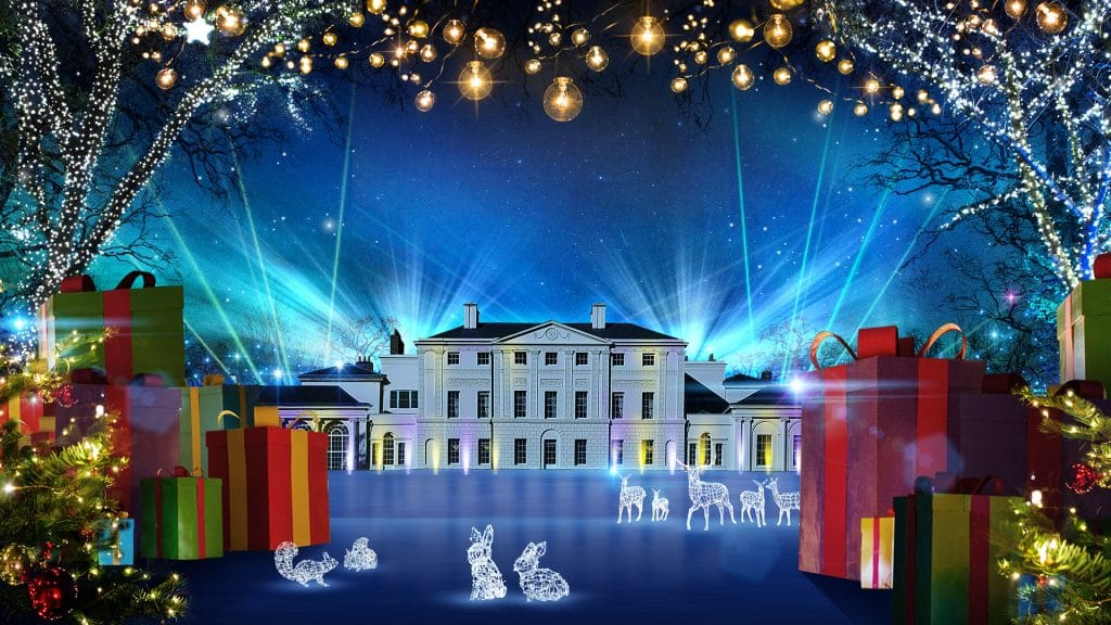 A Stunning New Outdoor Christmas Light Trail Is Coming To Kenwood House And Hampstead Heath