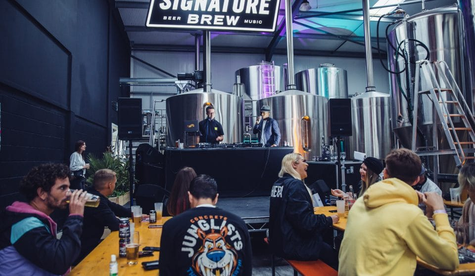 This East London Taproom Is Holding Some Lively Oktoberfest Celebrations This Month • Signature Brew Taproom