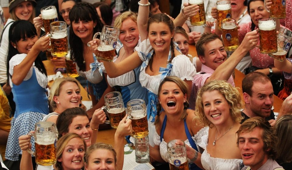 9 London Oktoberfest Celebrations For Beer, Bratwurst And A Boogie