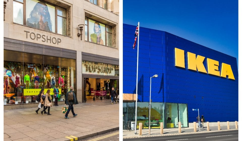 The Empty Topshop Flagship On Oxford Street Could Become An IKEA