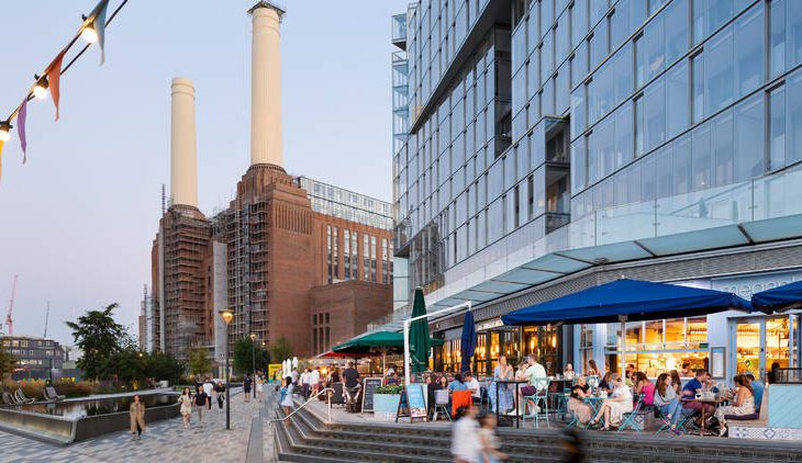 A Street Party To Celebrate The New Underground Stations In Battersea Will Take Place This Weekend