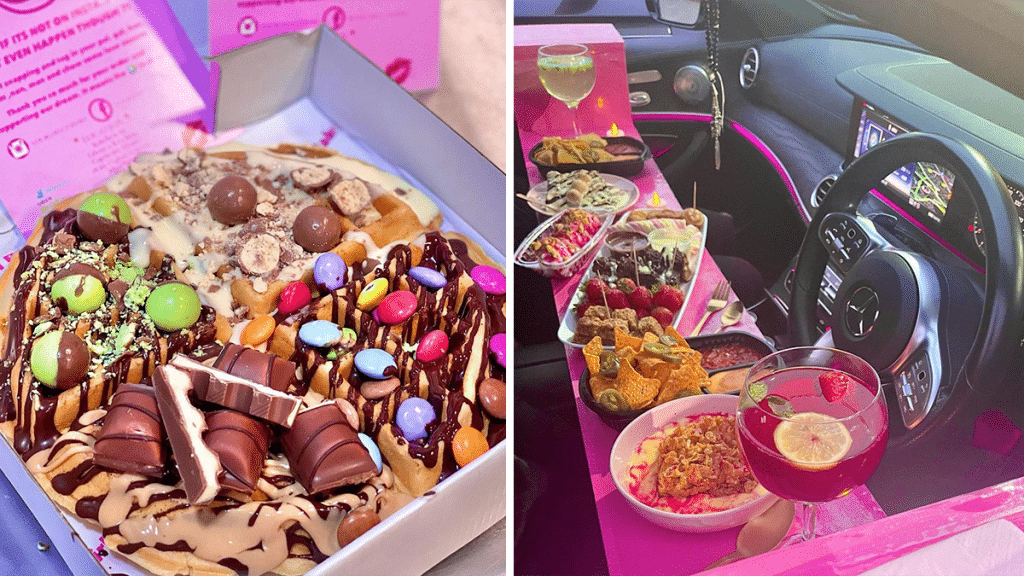 A Drive-In Dessert Restaurant Now Exists In Manchester And We NEED This To Come To London