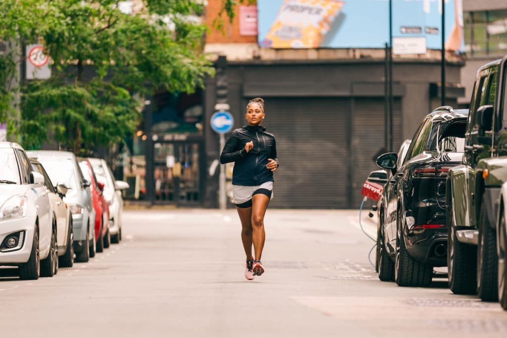 On Running Marathon Event Shoreditch