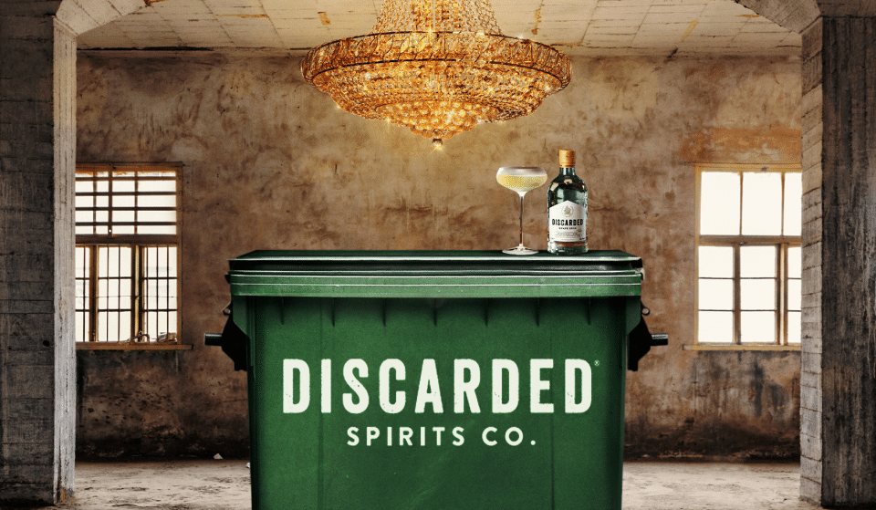 The 'World's Most Rubbish Bar' Is Hosting A Sustainable Cocktail Pop-Up Next Month