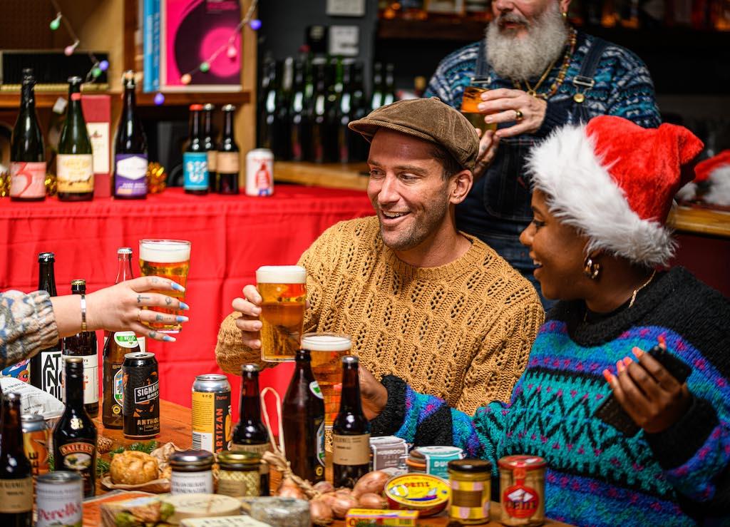 London Christmas Beer Festival