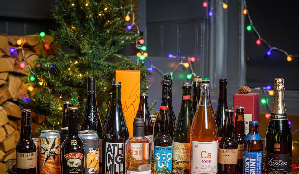 A Christmas Beer Market Is Coming To Brick Lane