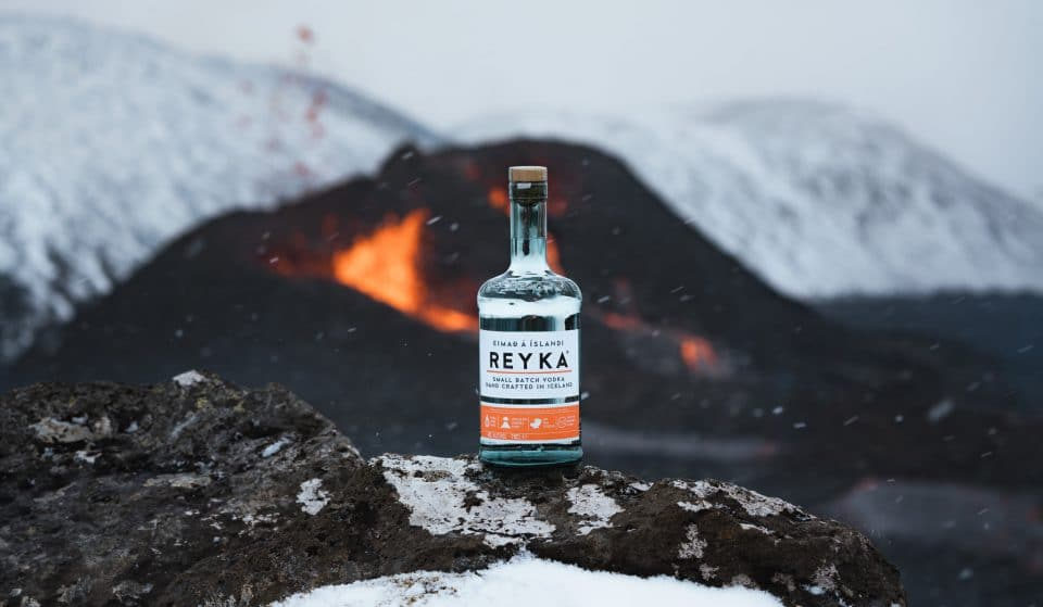 Reyka Vodka Is The Quirky Icelandic Vodka Brand You Need To Know