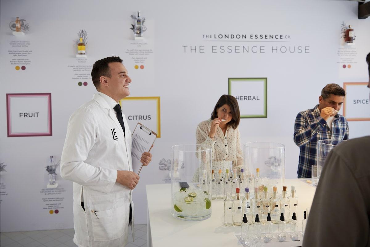 the essence house