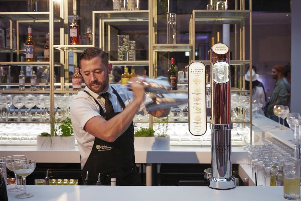 the essence house london cocktail month pop-up