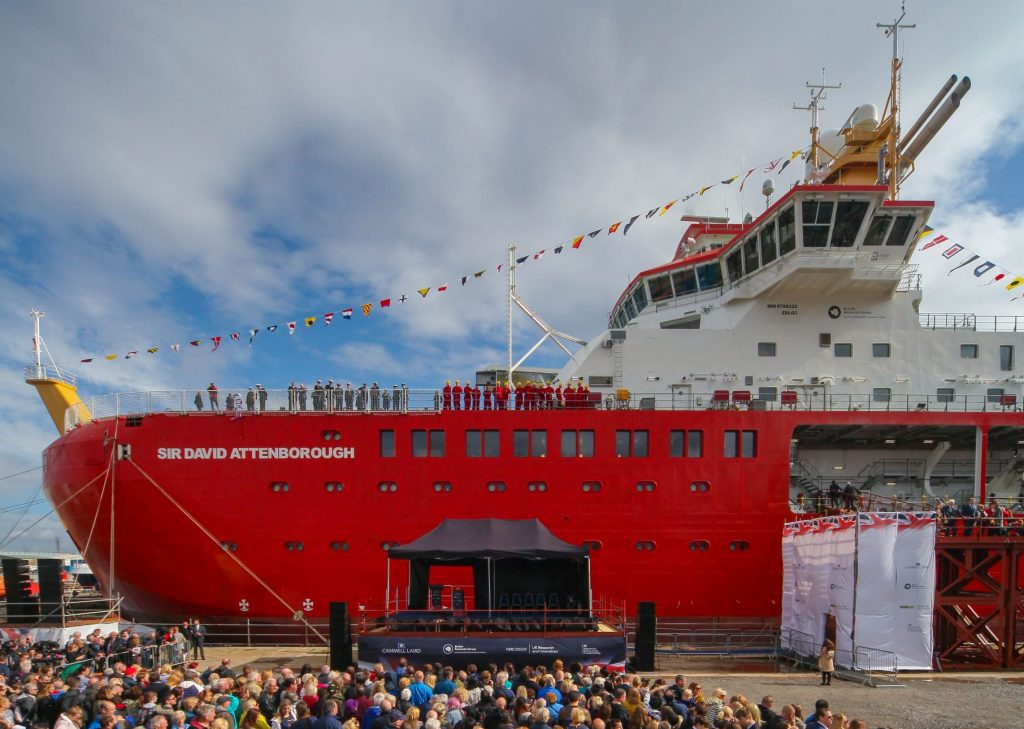 Boaty McBoatface Is Making A Public Appearance In Greenwich This Month