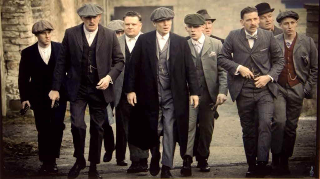 Stephen Knight Confirms The 'Peaky Blinders' Movie Will Begin Filming In 2023