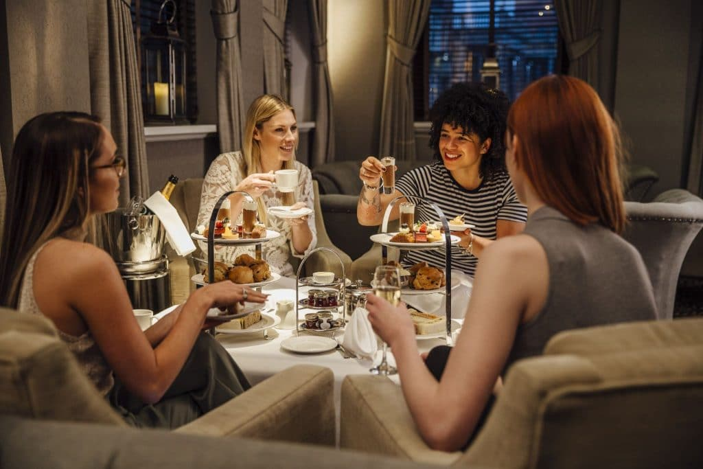 Corinthia London Has Been Named The Best Spot For Afternoon Tea In The Capital