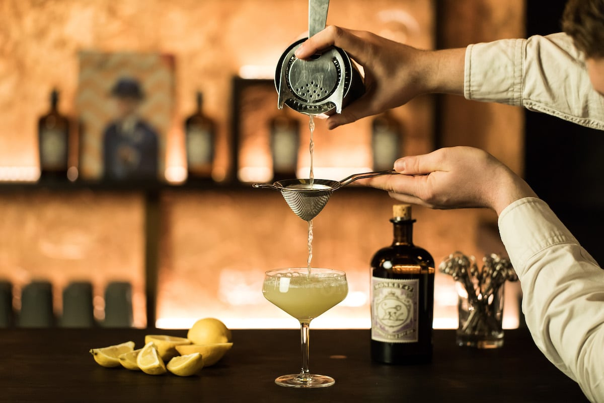 monkey 47 gin pop-up masterclassees