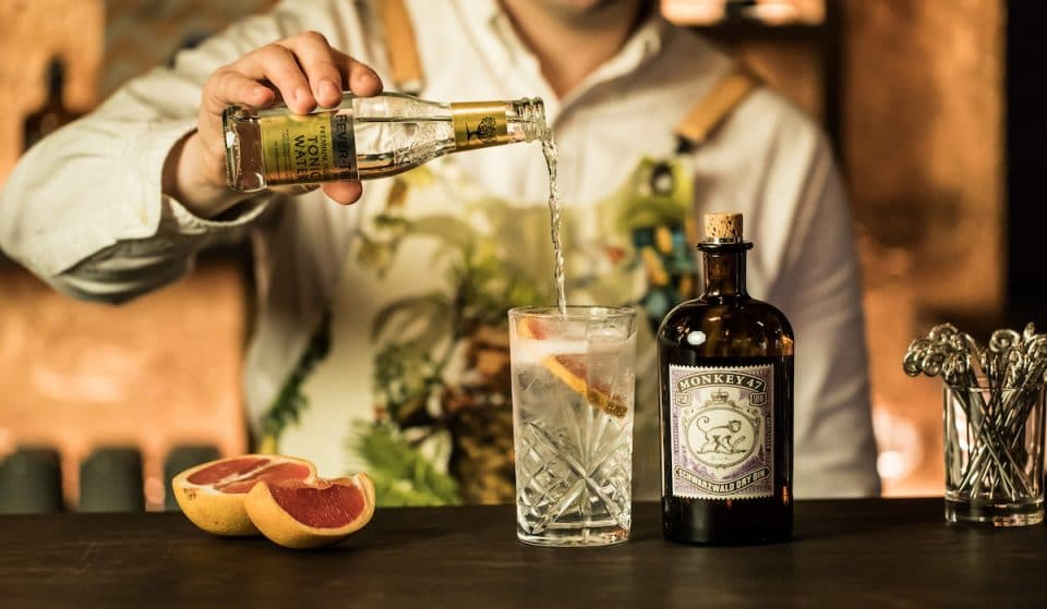 Master The Art Of Mixology At This Amazing Monkey 47 Gin Pop-Up