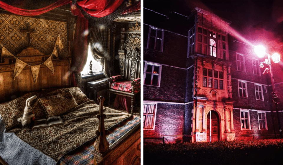 These Are The Most Haunted Hotels In The UK – And You Can Actually Stay In Them
