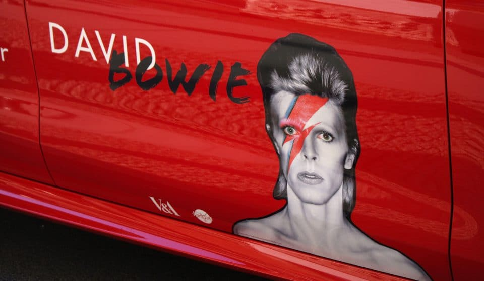 An Immersive David Bowie Store Is Opening In London Next Week