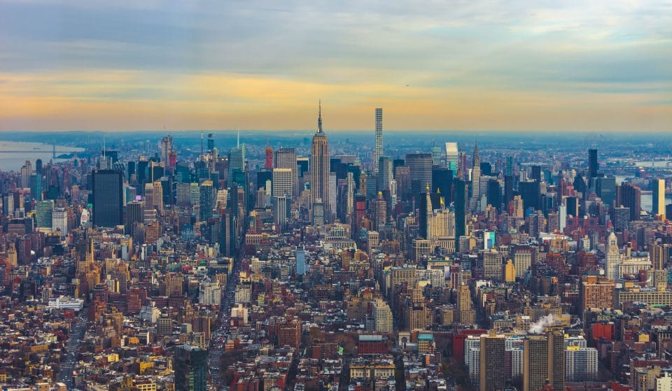 You Can Get £300 Flights From London To New York This Christmas