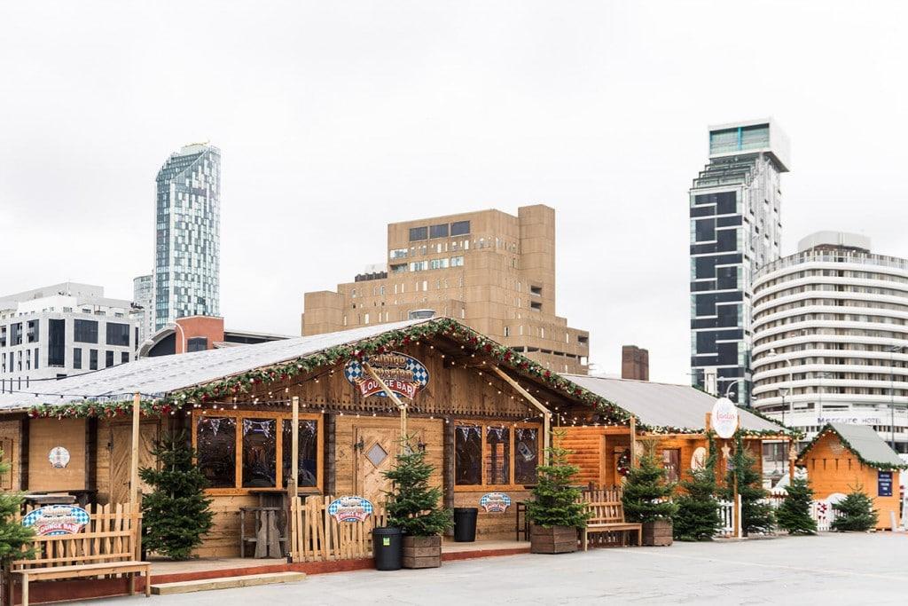 liverpool ice festival christmas market